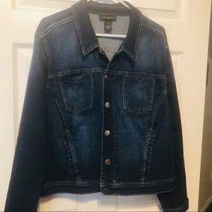 Lane Bryant Denim Jeans👖 Jacket